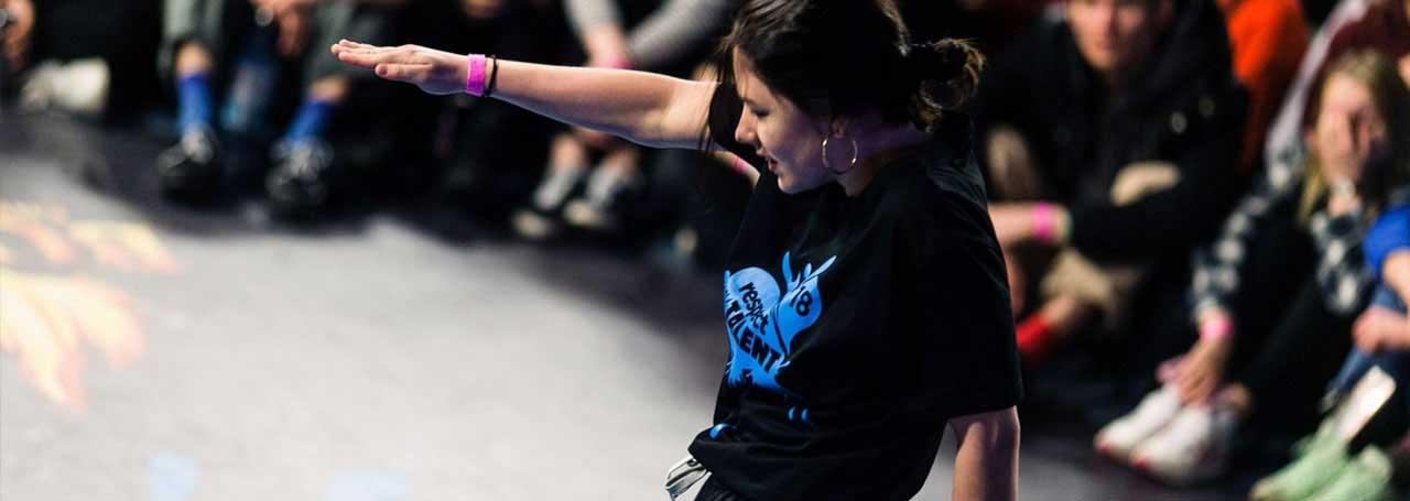 Уроки танца Popping для детей в СПб