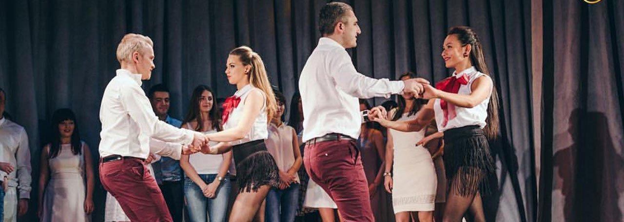 Уроки танца Сальса в СПб