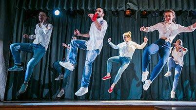 Уроки танцев для детей от 14 лет