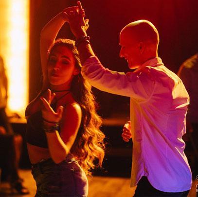 Преподаватель Salsa Casino и Reggaeton